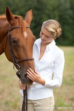 Equestrian Lifestyle shoot