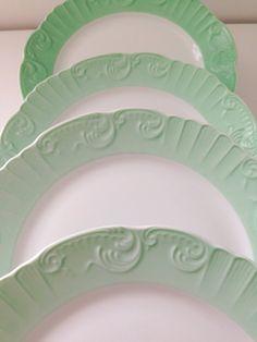 Vintage Vista Alegre Portugal Porcelain Dinner by MariasFarmhouse, $55.00