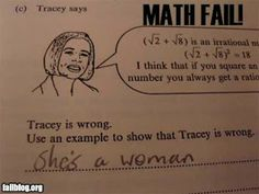 Matematik/ Math & Fail :D