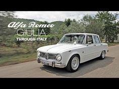 #throwbackthursday #TBT Everything old is new again #Giulia 1972 Alfa Romeo Giulia Super through Italy - YouTube