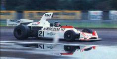 Williams FW04 Jacques Laffite 1975