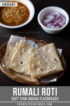 rumali roti recipe, how to make rumali roti Vegan Roti Recipe, Rumali Roti Recipe, Veg Recipes Of India, Indian Food Recipes, Punjabi Recipes, Indian Foods, Vegan Recipes Easy, Snack Recipes, Cooking Recipes