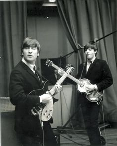 Once upon a time there were three  little boys called john, george and paul