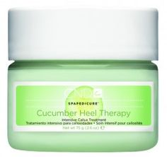 CND SpaPedicure Cucumber Heel Therapy Moisturizer and more