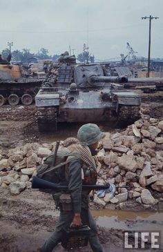 Hue 1968, Photo by Carl Mydans ~ Vietnam War