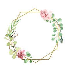 Frame for text or photo. Flower Background Wallpaper, Flower Backgrounds, Wallpaper Backgrounds, Iphone Wallpaper, Wedding Cards, Wedding Invitations, Instagram Highlight Icons, Floral Border, Flower Frame