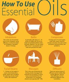Easy Homesteading: How To Use Essential Oils