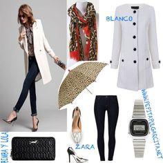 Look ideal para un día de lluvia. complementos en www.pepitapulgarcita.net $26,00€