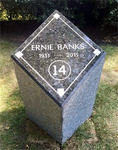 Ernie Mr. Cub Banks ... as I sit on 10/28/16 watching the Cubs in the WS.