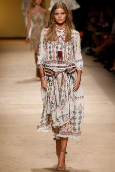 Etro Spring 2015 Ready-to-Wear - Collection - Style.com #MFW