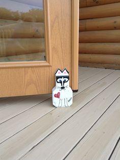 My Husky door stopper