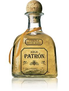 Patrón Añejo is a delicate blend of uniquely aged tequilas, all aged in small white oak barrels for a minimum of 12 months. Similar to winemaking, each vintage of Patrón Añejo is carefully blended to produce a smooth and sweet tasting tequila. It's distinct oakwood flavor complemented by vanilla, raisins, and honey with a caramel and smoky finish makes it perfect for sipping. Each bottle is numbered by hand.