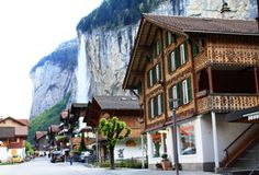 Gimmelwald Switzerland Swiss Alps, Switzerland, Places Ive Been, Skiing, How To Find Out, Bucket, Europe, Cabin, House Styles