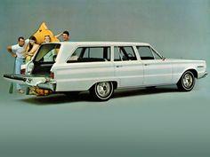 I miss those big old wagons!