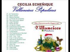 Cecilia Echeñique  Villancicos Populares