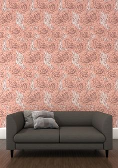 A Rose by Any Other Name - inspired by the Dulux Colour of the Year Copper Blush