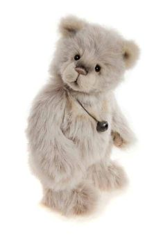 Charlie Bears Plush Mabel Bear - 2015