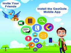 One of the best new released earning #MobileApp >>>GeoGola cashout. Join us and Watch Ads Videos and Invite your Friends.