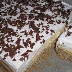 Hungarian Recipes, Tiramisu, Pudding, Meals, Baking, Cake, Ethnic Recipes, Sweet, Dios