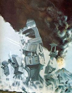 Colin Hay from the book Futuropolis (1978)