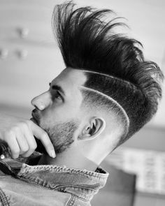 Haircut by lianos_urban_cutz http://ift.tt/22IiItp #menshair #menshairstyles #menshaircuts #hairstylesformen #coolhaircuts #coolhairstyles #haircuts #hairstyles #barbers