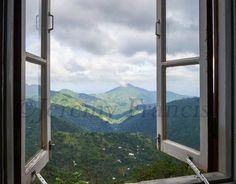 Window View | Experience Jamaique Window View, Windows, Mountains, Nature, Travel, Naturaleza, Viajes, Destinations, Ramen