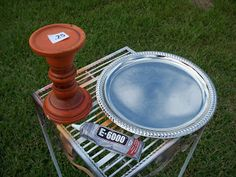 Make your own Cake Stand!