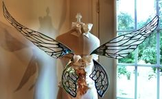 Fairy Wings Wedding Halloween Costume Faerie by WhimsyEverlasting, $70.00