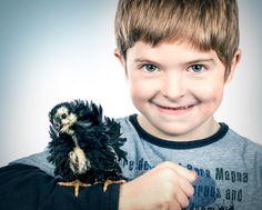 Kindershooting im Ökogarten | das Bildprojekt