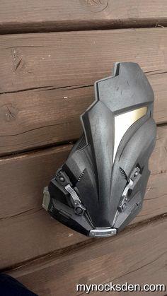 SWTOR Arcann Mask Cosplay