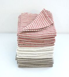 linen towels that improve with age
