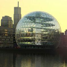 Sphere greenhouse