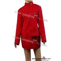 Star Trek 2009 Movie Uhuras cadet uniform costume   CosplaySky.com