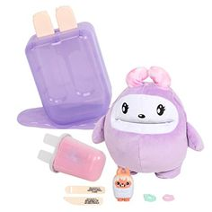 Amazon has the I Dig… Monsters Popsicle Pack – 1pc Jumbo Scented Plush With Miniature Collectable ASMR Toy | Fun & Cute Stress Relief Toy – Treats the Giant Plush Monji marked down from $19.99 to$8.00 and it ships for free with your Prime Membership or any $25 purchase. That is 60% off retail! Place…