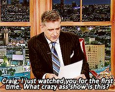 "His tweets and e-mails segment. | 23 Reasons Craig Ferguson Is The Best Host Of ""The Late Late Show"""