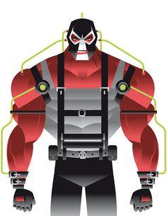 Dan Mora - Batman 75 anniversary 10