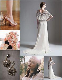 20's wedding inspiration