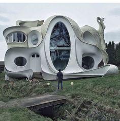Goddamn Shithead Simian Hell Gorilla-Bitch Monster #organicarchitecture