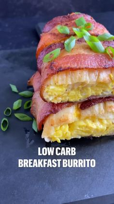 Low Carb Breakfast, Healthy Breakfast Recipes, Brunch Recipes, Appetizer Recipes, Healthy Recipes, Low Carb Recipes, Cooking Recipes, Tortillas, Urticaria