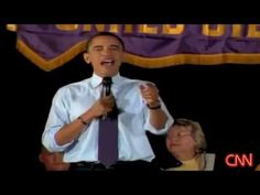 Obama reminds us of Hillary's track record 2008