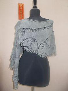 free pattern Châles En Dentelle, Laine Tricot, Foulard Tricot, Echarpe  Tricot, Couture 5af21f6db04