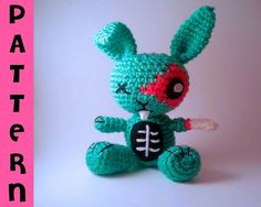 Hey, I found this really awesome Etsy listing at https://www.etsy.com/au/listing/233455486/amigurumi-zombie-bunny-crochet-plush