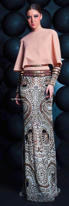 Nicolas Jebran Spring Summer 2013 Haute Couture
