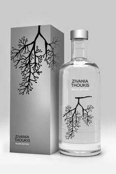 Marios Karystios - Zivania Thoukis Limited Edition #packaging #design #emballage #worldpackagingdesign #packaging #design #diseño #empaques #embalagens #パッケージデザイン #emballage www.worldpackagingdesign.com