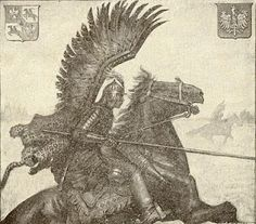 The elite Polish cavalry, the Hussars, was undefeated in battle for over 100 years. They are widely regarded as the most powerful cavalry in the world. They also wore huge, beautiful wings.