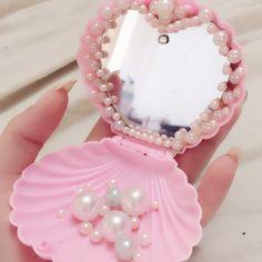 ❤ Blippo.com Kawaii Shop ❤ — bunkisu: My mermaid hand mirror