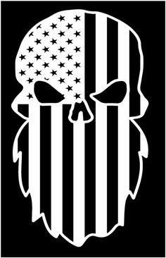 Skull Flag, Skull Art, Vinyl Monogram, Dad To Be Shirts, Silhouette Projects, Vinyl Designs, Bumper Stickers, Cricut Design, Design Art