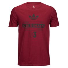 adidas Originals Graphic T-Shirt - Men's at Champs Sports Adidas Originals, The Originals, Jordan Outfits, 3d T Shirts, Adidas Men, Adidas Sport, 80s Fashion, Graphic Tees, Shirt Designs