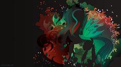 Chrysalis Silhouette Wall by SambaNeko on DeviantArt