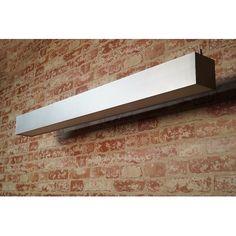 "Lumenera Lighting Direct/Indirect Linear LED High Bay Light Size: 4"" H x 4"" W x 96"" L"